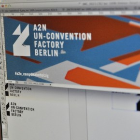 #a2n Unconvention Factory: Original Album Artwork