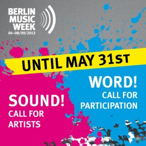 ARTIST SHOWCASE @BERLIN MUSIC WEEK 2013