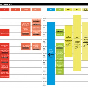 BERLIN MUSIC WEEK WORD! - TIMETABLE ONLINE